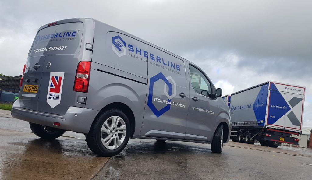 New appointments strengthen Sheerline technical support